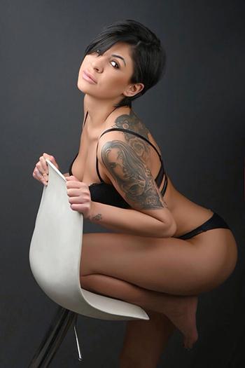 Escort Berlin model Kleo zawsze gotowy na przygodę seksualną