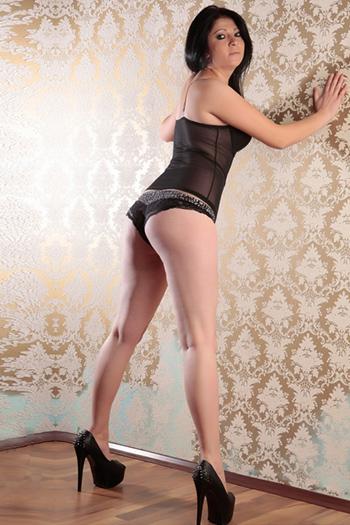 Stella Reifes Escort Lady Niemal lubieżna modelka berlińska seks z usługą nagraniową