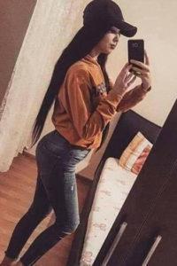 Doświadcz godzin seksu z młodą dziewczyną do towarzystwa Ximena oferuje również usługi analne